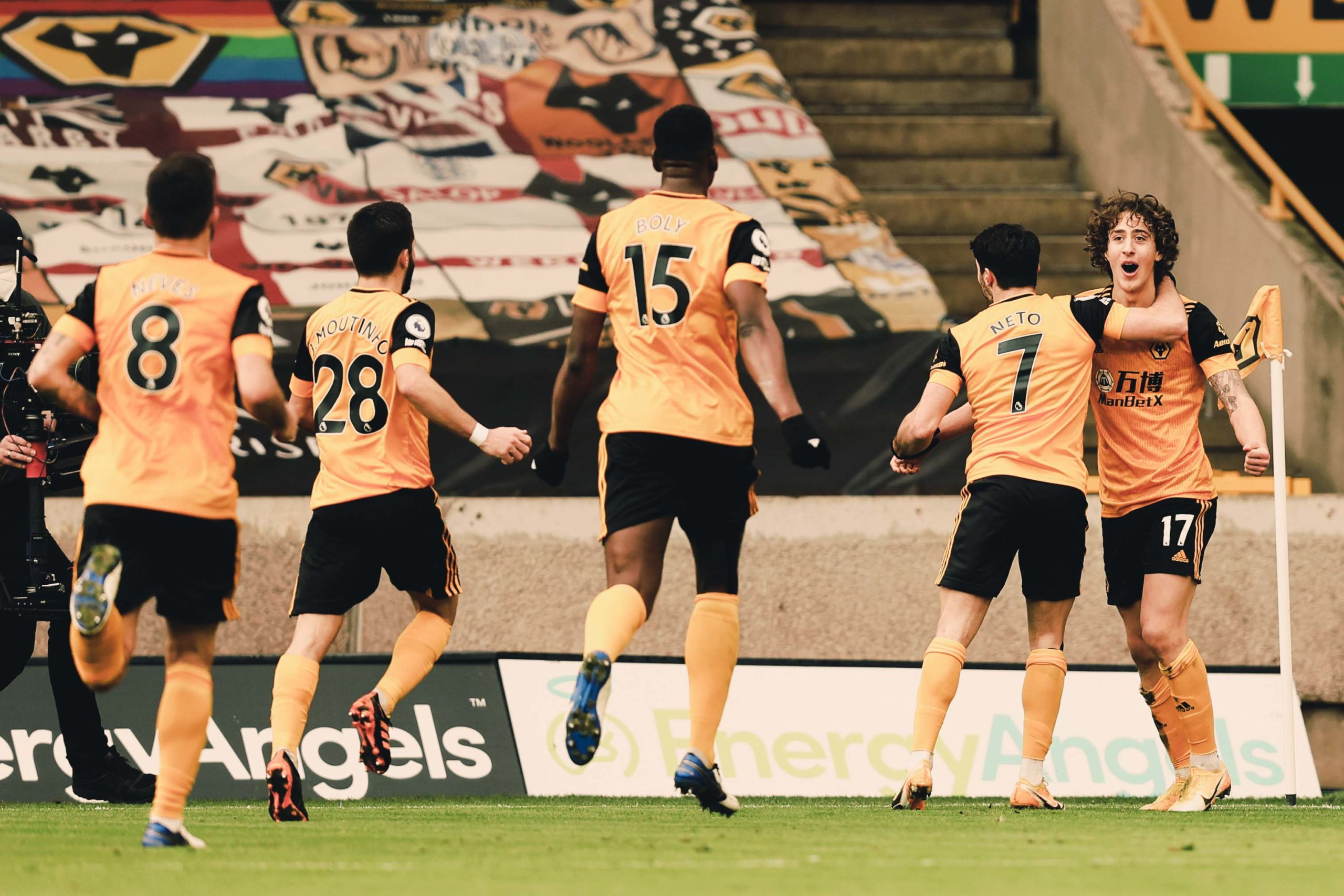 Wolves [PHOTO CREDIT: @Wolves]