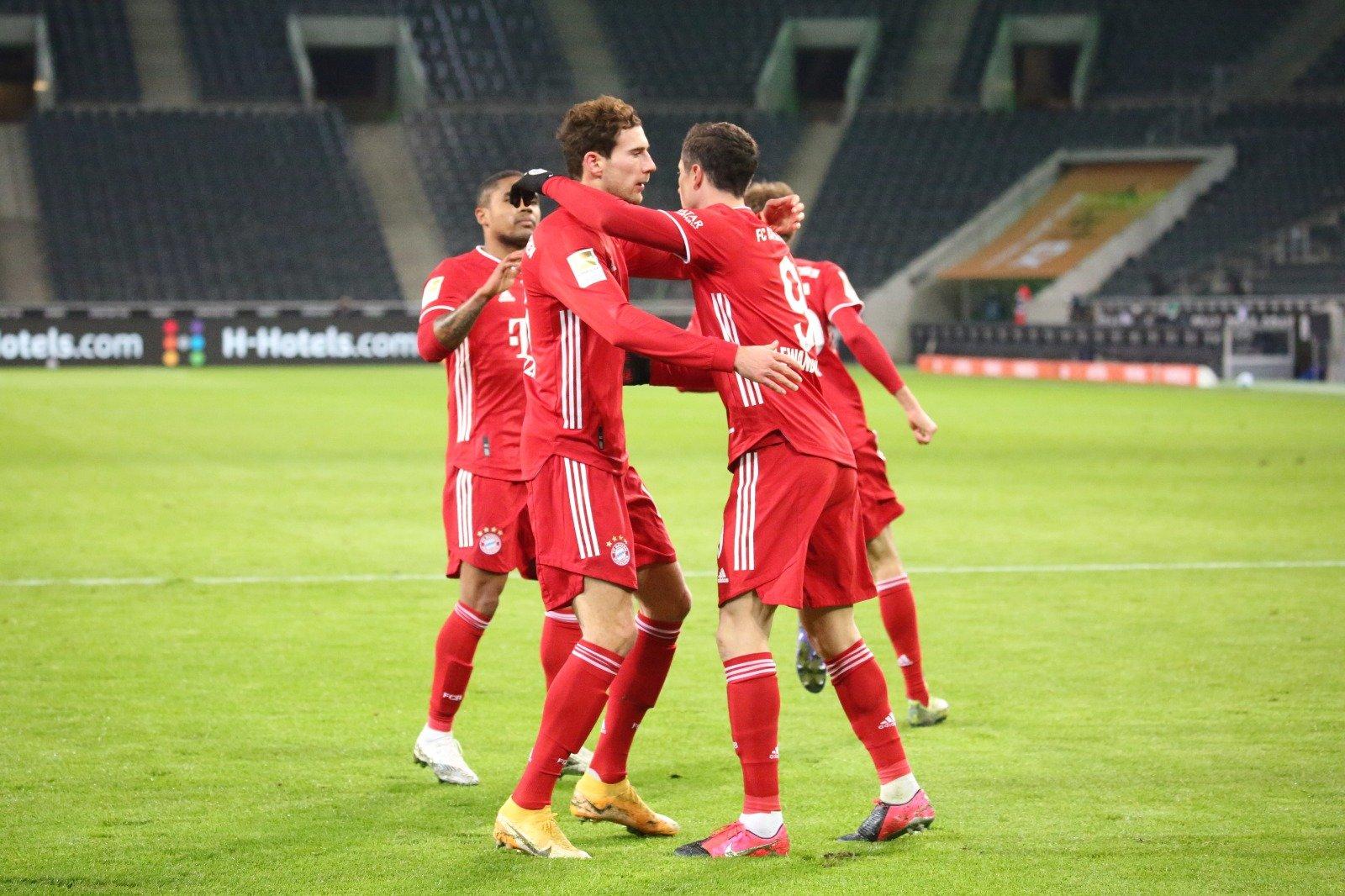 Bayern Munich [PHOTO CREDIT: @FCBayernEN]