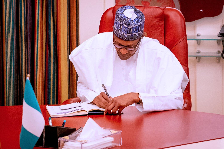 President Muhammadu Buhari [PHOTO CREDIT: @NigeriaGov]