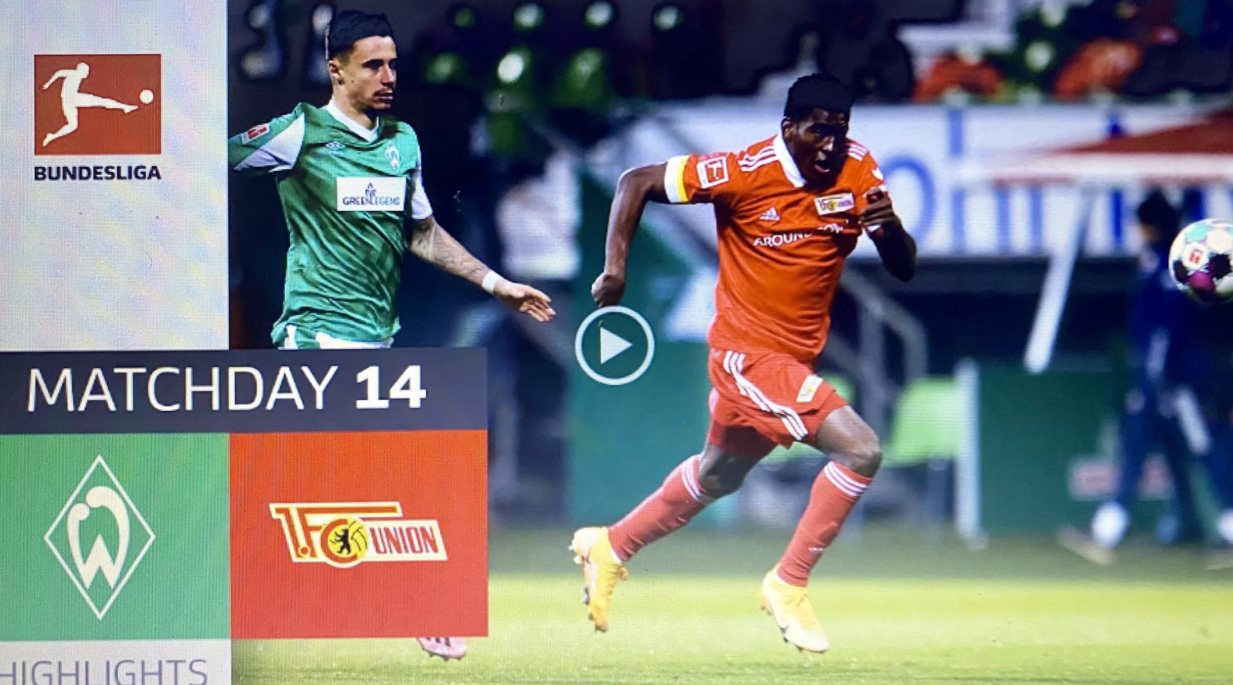 Nigerian goals out of Europe last weekend