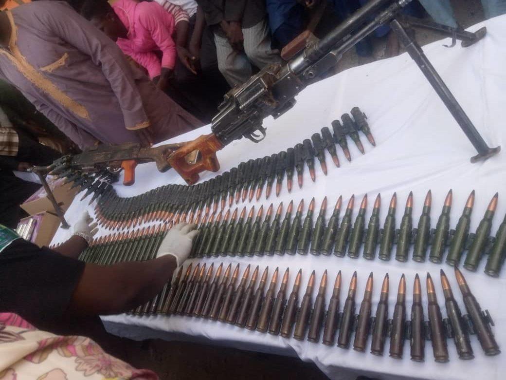 Police arrests notorious bandit gunrunner in Katsina