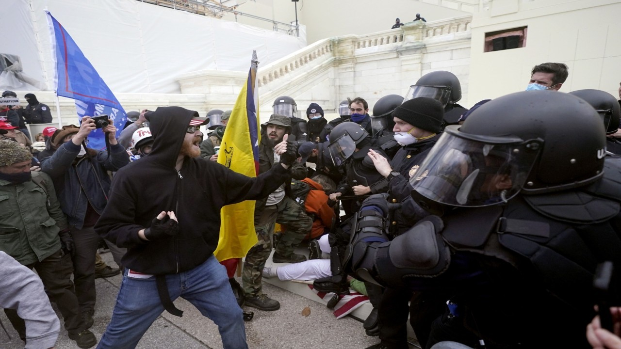 Violence at U.S. Capitol: Obama speaks as 'normalcy' restored, curfew imposed