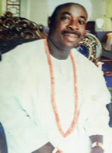 The Onoghie, John Musa