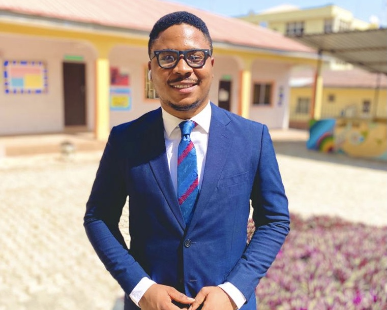 Iniobong Williams,  a cryptocurrency analyst and enthusiast.