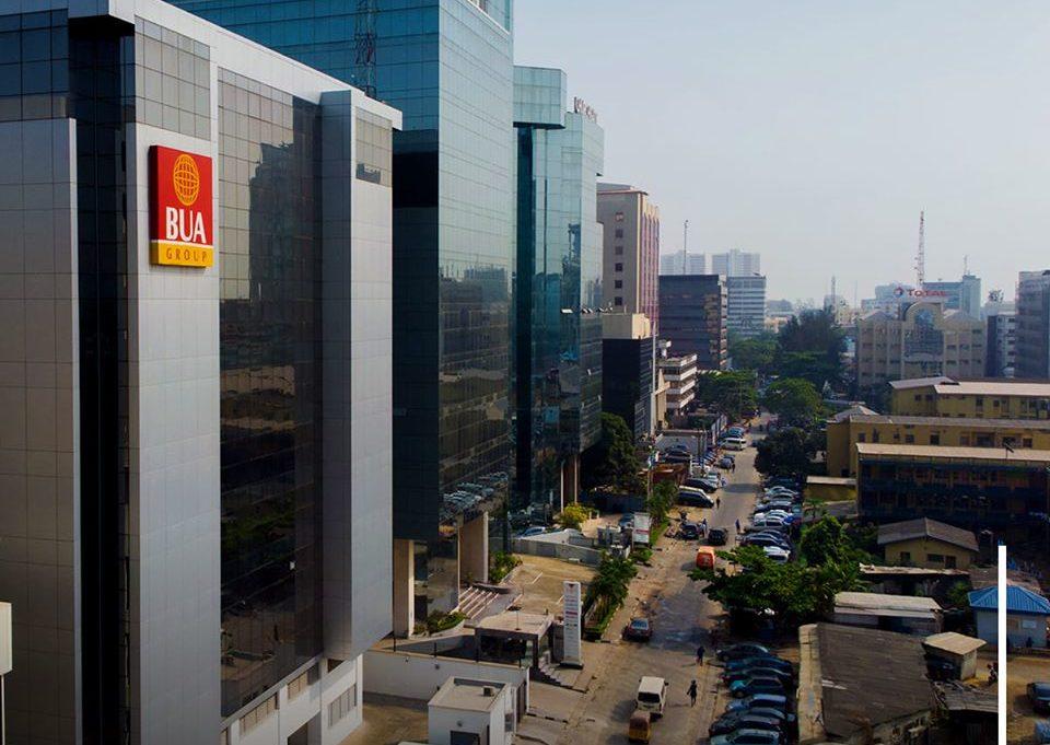 BUA Group Headquarters, Lagos [PHOTO CREDIT: BUA Cement Industry PLC]