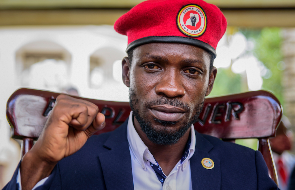 Bobi Wine on the Old African Brew