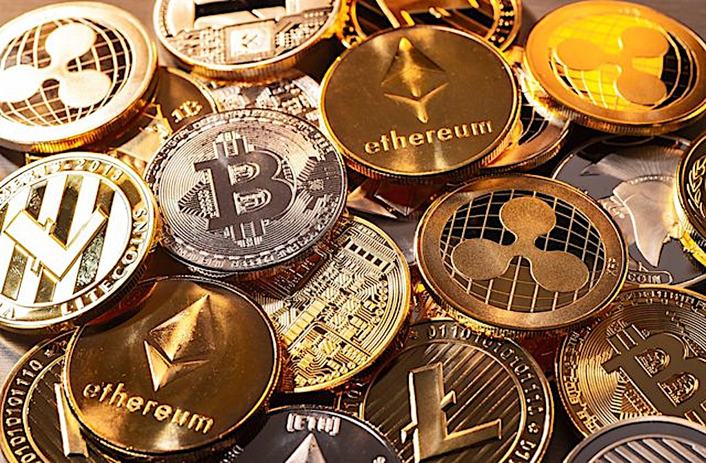 Cryptocurrency Bitcoins