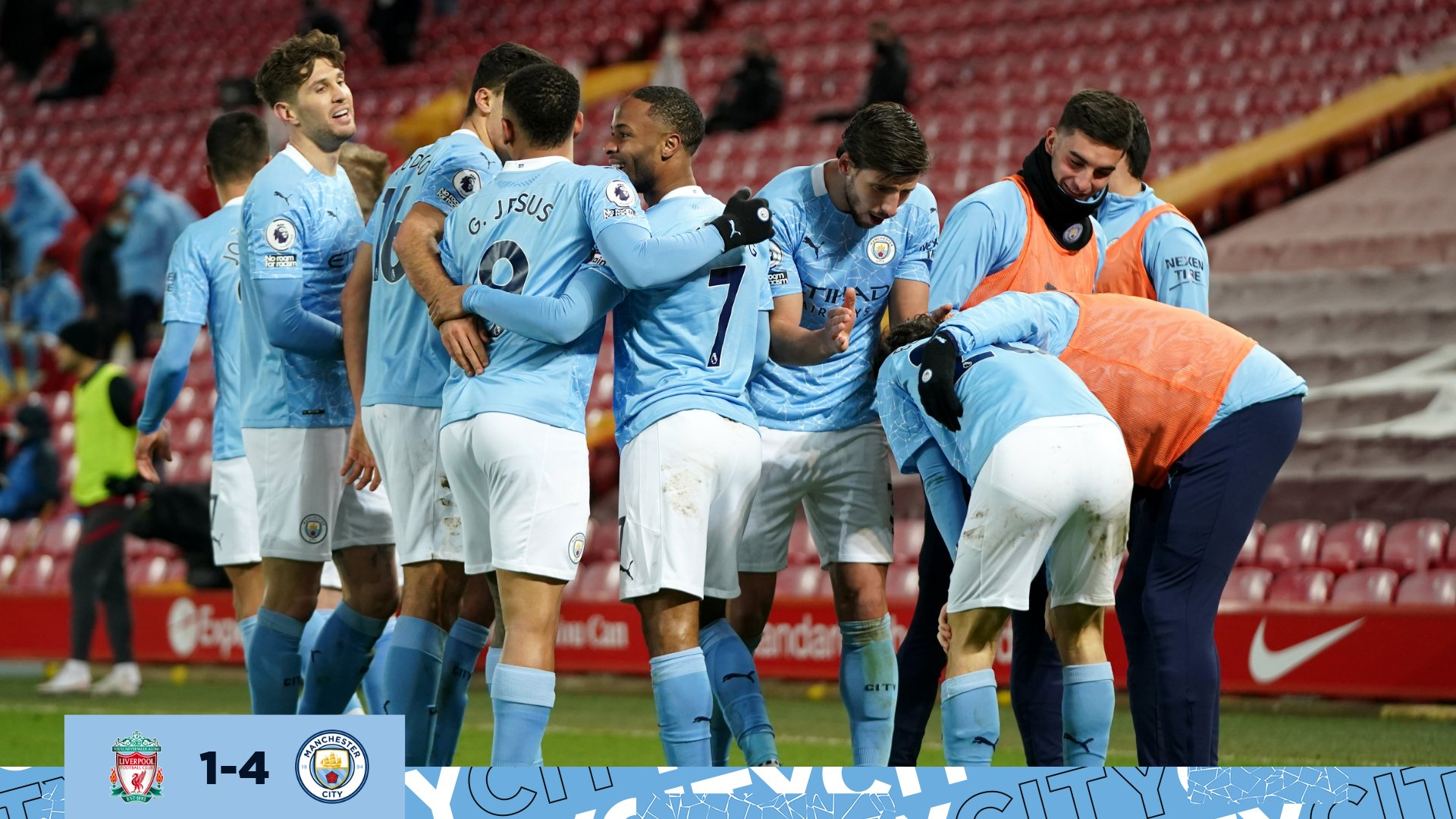 Manchester City [PHOTO CREDIT: @ManCity]
