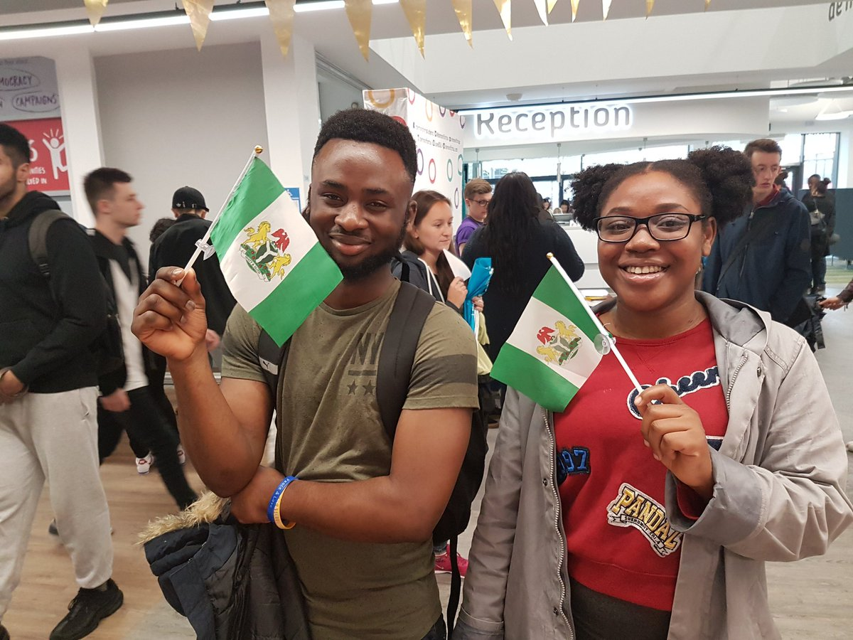 Nigeria Students abroad due to poor leadership at home