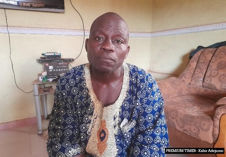 Rabiu Fawale, the deceased father