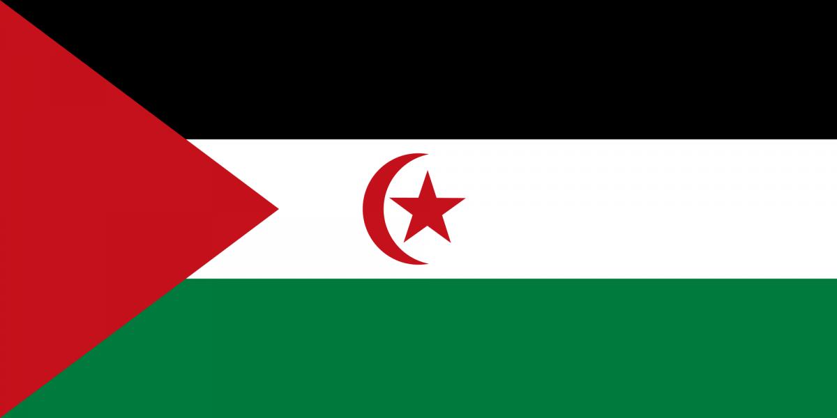 Sahrawi Arab Democratic Republic (SADR) is also know as Western Sahara