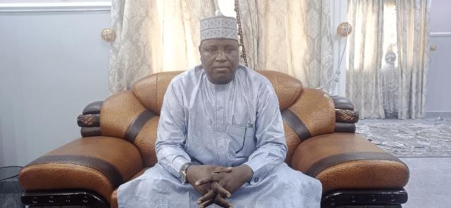 Speaker of Borno State House of Assembly, Abdulkareem Lawan