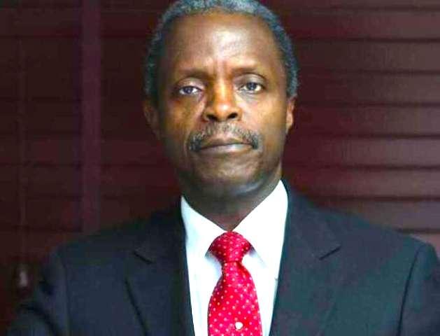 Yemi Osinbajo on the finance system in Nigeria