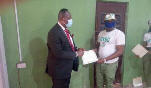 NYSC Lagos State 2020 Batch 'A' POP -- NAN