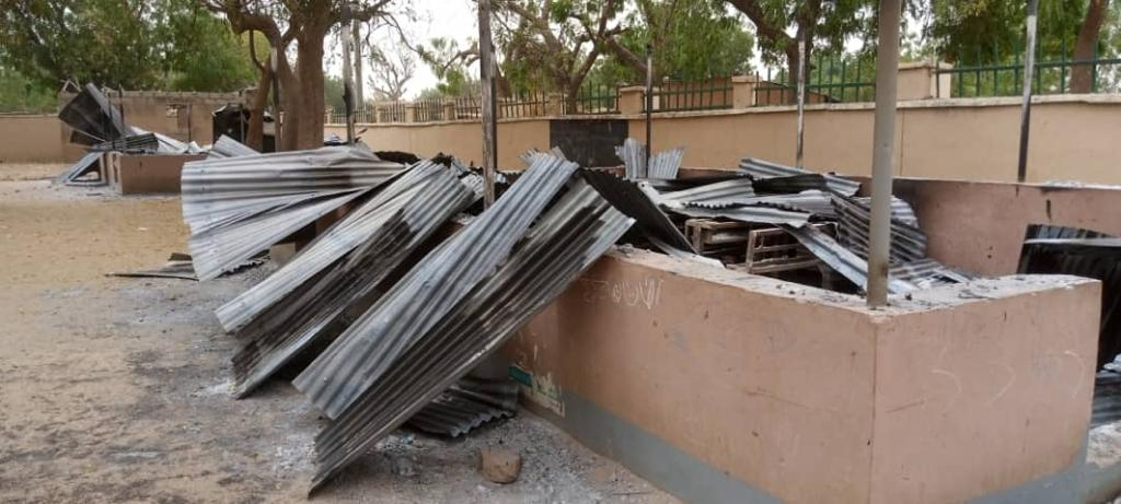 Burnt Primary Healthcare facility