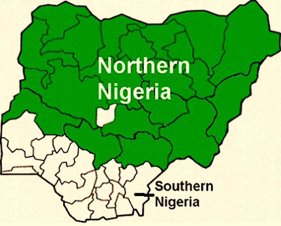 Northern Nigeria Map