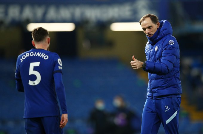 EPL: Tuchel sets record with Chelsea win over Everton