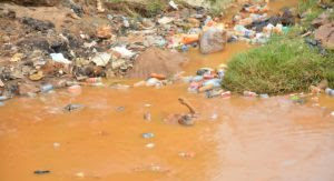 Lifeless body under Osere Bridge in Ilorin South Local Government Area of Kwara on Monday