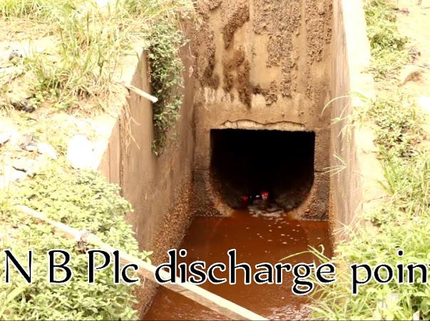 NBC PLC discharge points