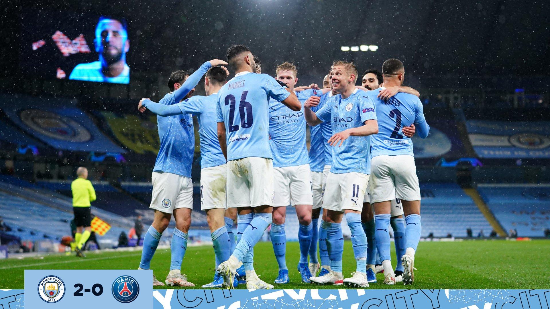 Manchester City [PHOTO CREDIT: @ChampionsLeague]