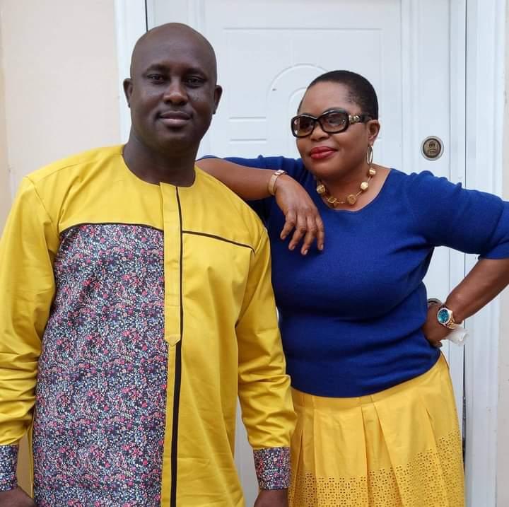 Bamidele Ademola-Olateju and Pius Adesanmi
