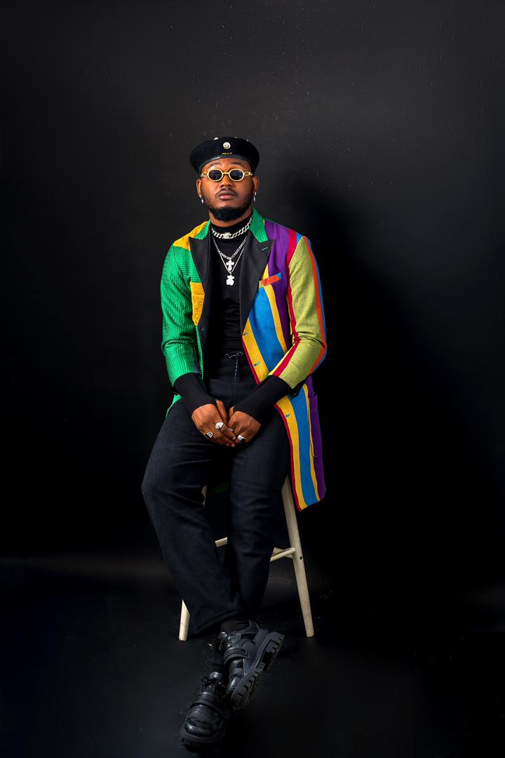 Afropop singer, Emmanuel Njambo