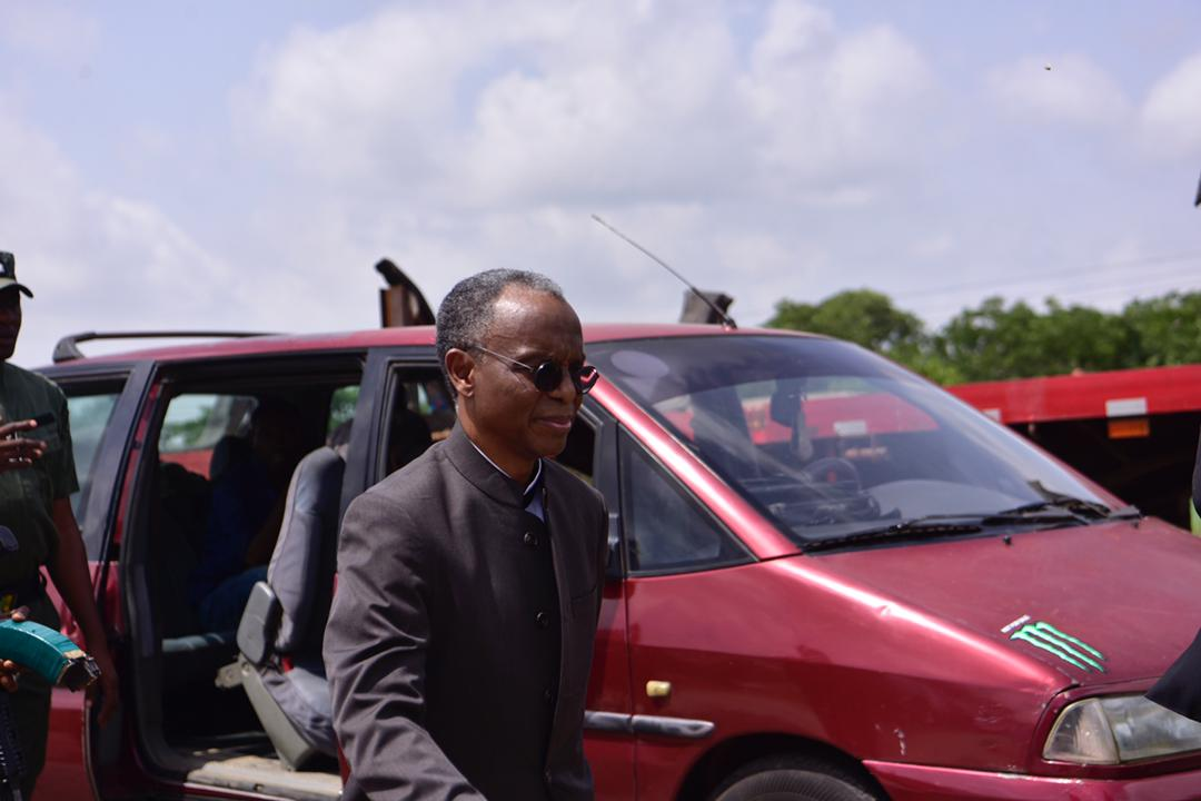 El-Rufai visits communities terrorised by bandits, condoles with families - Official
