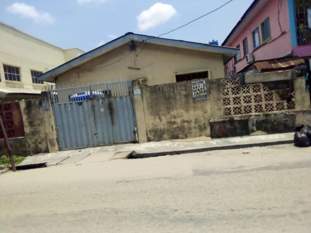 Number 1, Babatunde Street, Off Ogunlana Drive, Surulere - Oneal former office