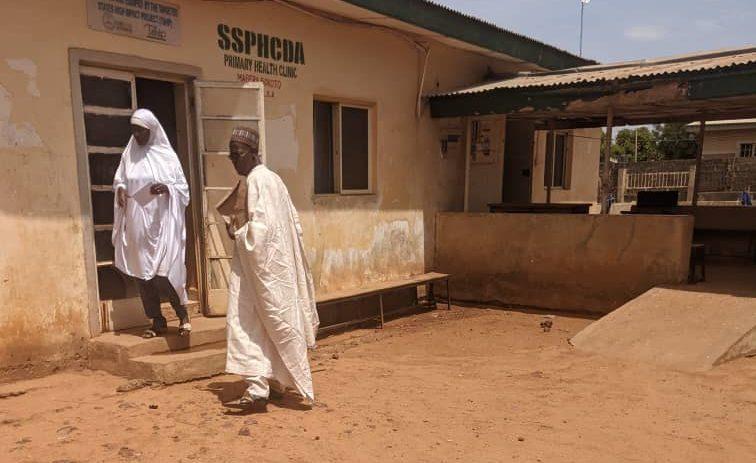 Mabera primary health clinic