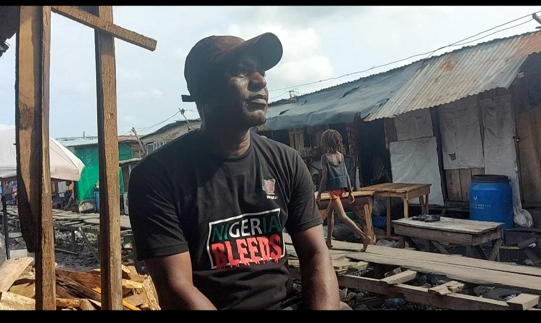 Musbau Agbodemu, CDA chairman of Otto-Ilogbo