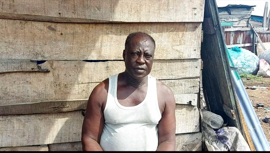Moruf Bello, a clergyman in the community
