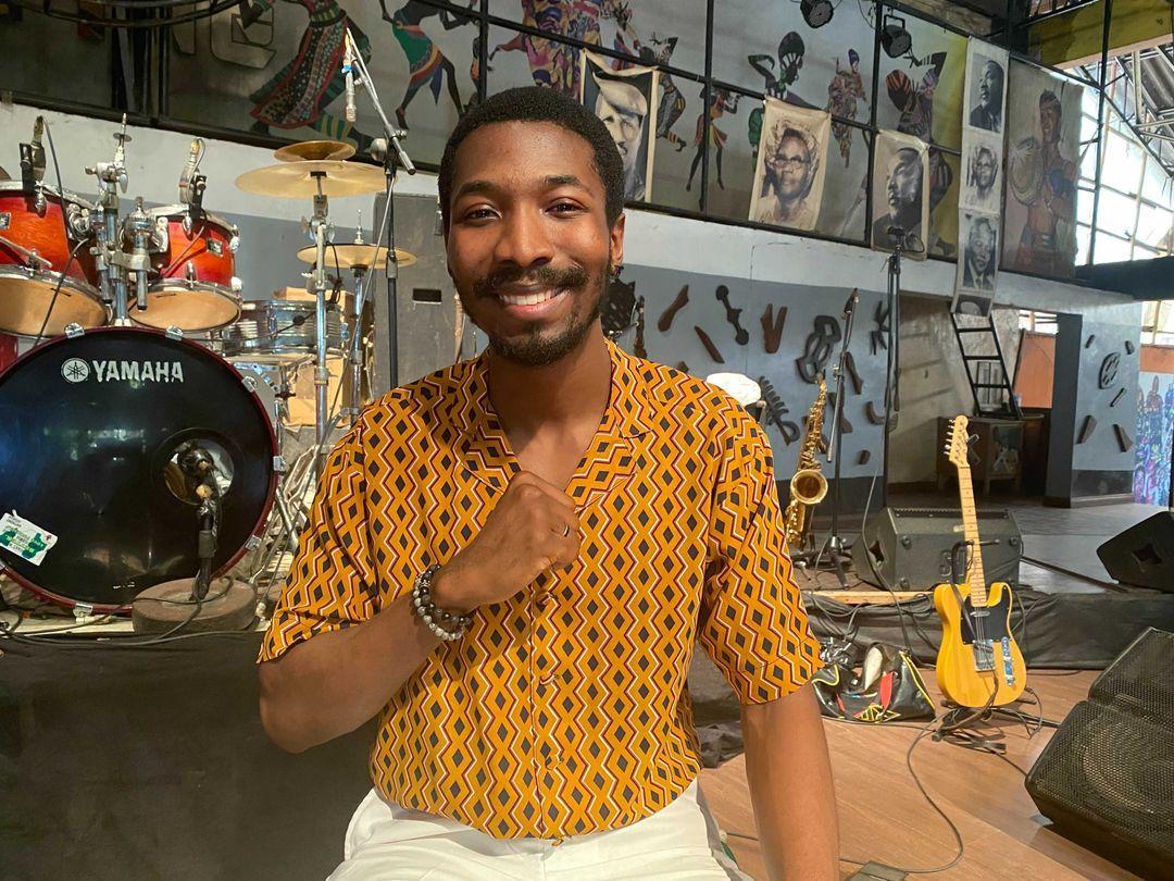 Fela's grandson, Made Kuti