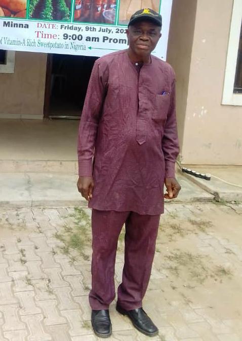 Mr Okafor