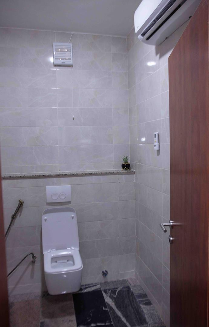 One of the Executive Conveniences renovated by Cosgrove Investment Limited