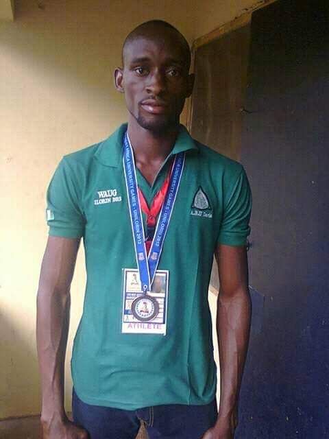 Suleiman also has a penchant for sports which won him numerous medals while at ABU Zaria.