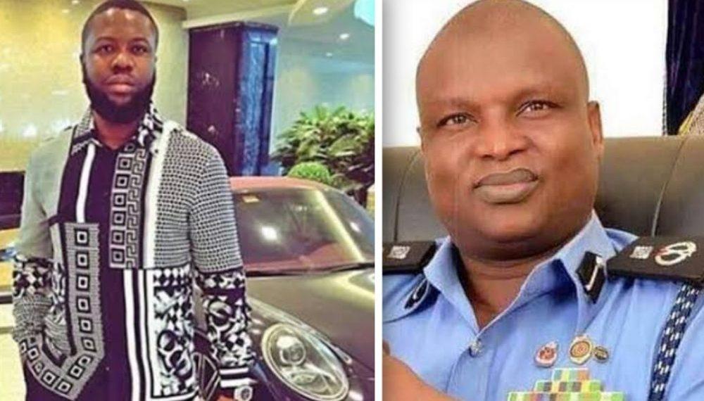 Nigeria Police IG suspends Abba Kyari, panel begins probe
