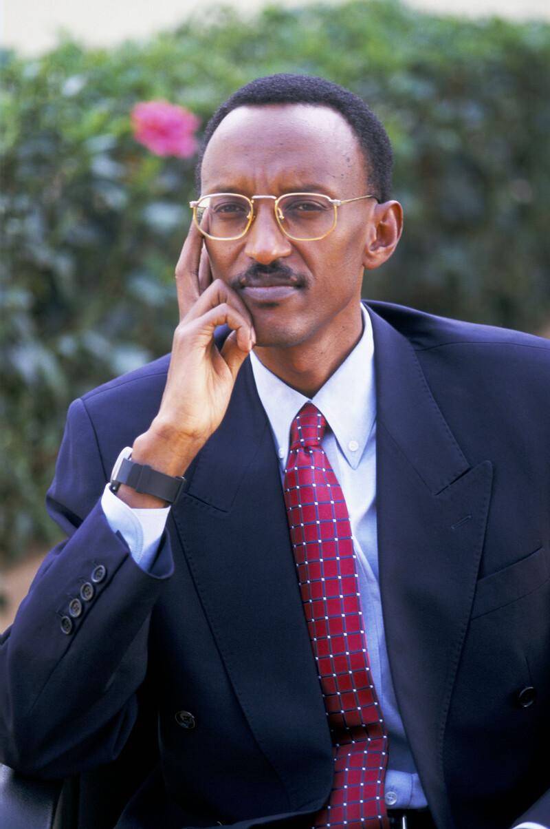 Rwandan President Paul Kagame [PHOTO CREDIT: Jenny Matthews/Alamy Stock Photo]