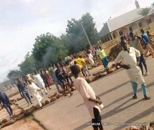 Residents protest killings, abductions in Zamfara