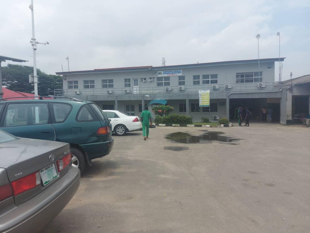 National Orthopedic Hospital, Igbobi, Lagos.