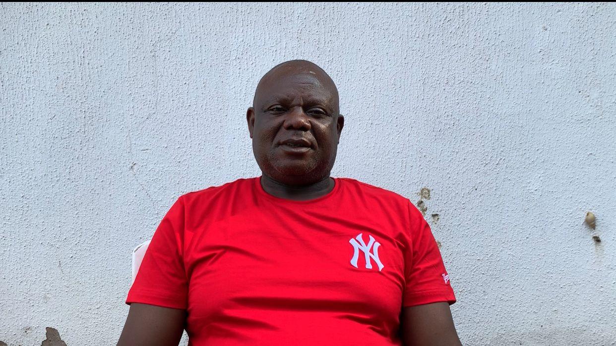 Caleb Aba, the Chairman of Guma LGA, of Benue State
