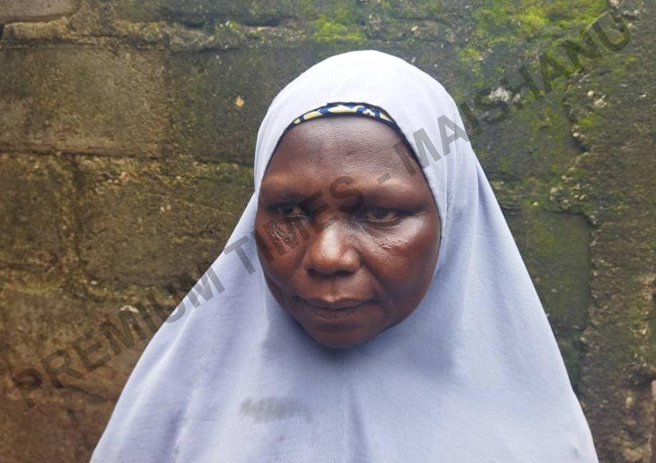 A mother, Fatima Abdullahi, narrates ordeals.