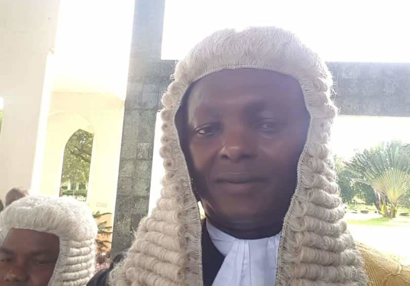 Chino Obiagwu, a Senior Advocate of Nigeria, says federal government not leading by example