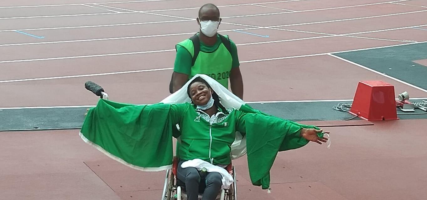 Team Nigeria's Paralympics Medal Winner