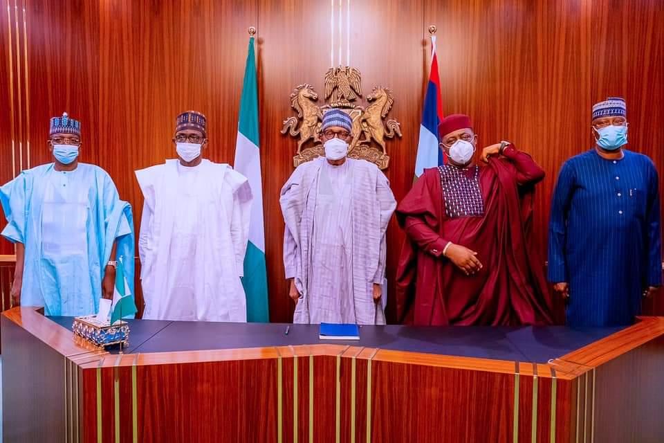President Buhari receives New APC Member Femi Fani-Kayode in State House on 16th Sep 2021 Femi Adeshina posted on Facebook