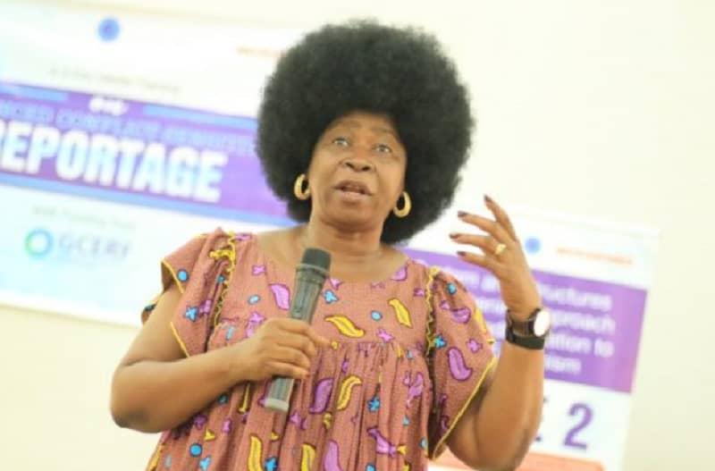 Ene Obi, Country Director, Actionaid Nigeria