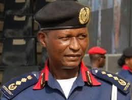 Ade Abolurin, Commandant General, NSCDC