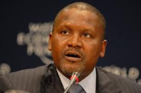 Aliko Dangote owns the Dangote conglomerate