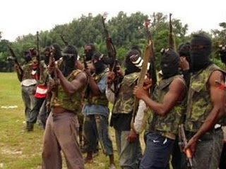 Suspected Boko Haram insurgents