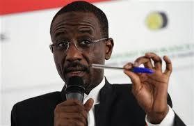 Central Bank Governor, Lamido Sanusi