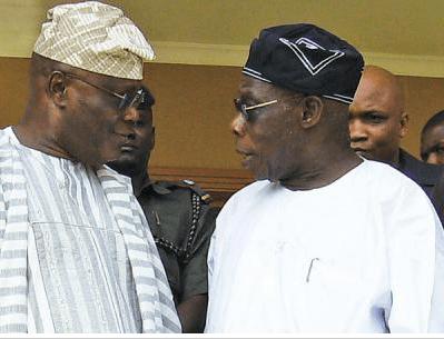 Image result for How Obasanjo atiku